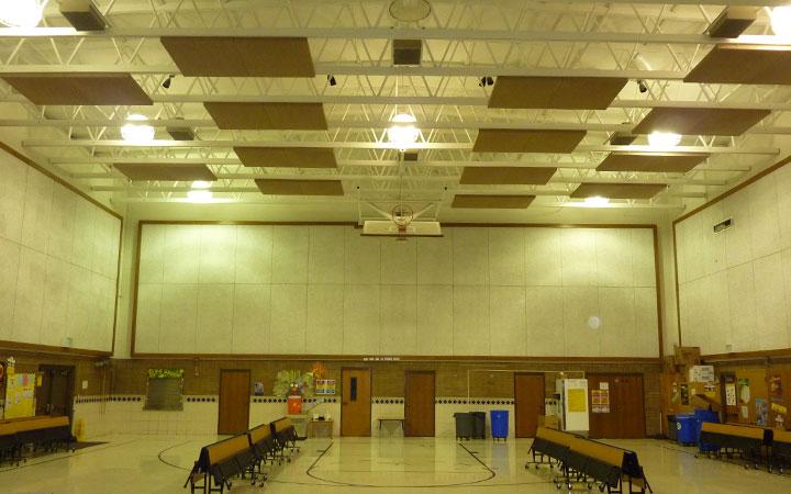 Gymnasiums Lms Lighting